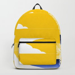 summer is here Backpack