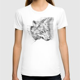 Eastern timber wolf T-shirt