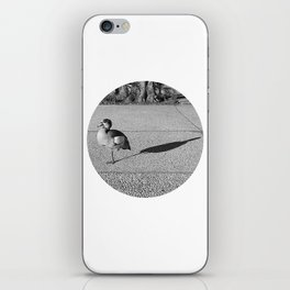 Outside Society  iPhone Skin