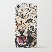 rebel iPhone & iPod Cases featuring Rebel by Rochelle Jay