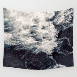 Rush of Waves Wall Tapestry