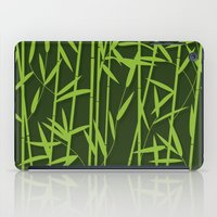 bamboo iPad Cases featuring BAMBOO by Rceeh