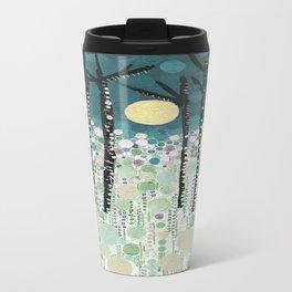 :: Moonlight Kiss :: Metal Travel Mug