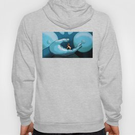 TERR MEETS TIVA IN FANTASTIC PLANET Hoody