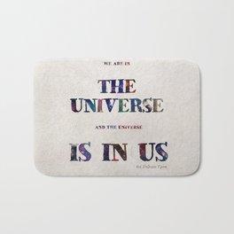 """""""Universe"""" Print Bath Mat"""