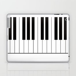 Music is the delight of the soul Laptop & iPad Skin