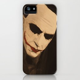 Out of the Dark iPhone Case