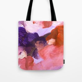 abstract painting V Tote Bag