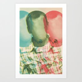 Untitled Archive I Art Print