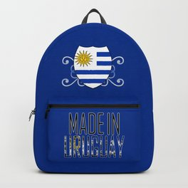 Made In Uruguay Backpack