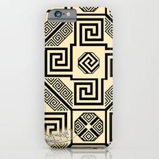 Kagome Fret Lattice. iPhone 6s Slim Case