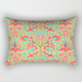 art nouveau 3 Rectangular Pillow