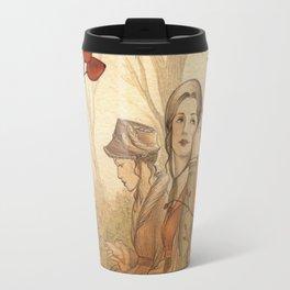 Jane Austen, Mansfield Park - the Garden Travel Mug