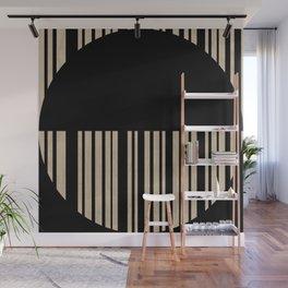 moon shadow. 01 Wall Mural