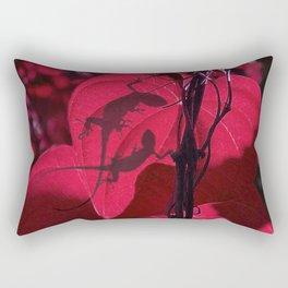 Valentines Geckos Rectangular Pillow