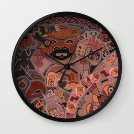 Dragons vol.2 Wall Clock