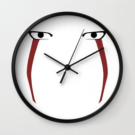 Pervy Sage Eyes Wall Clock
