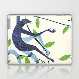 Sri Lanka Vintage style travel poster Laptop & iPad Skin