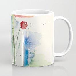 Flowers in the vase Coffee Mug