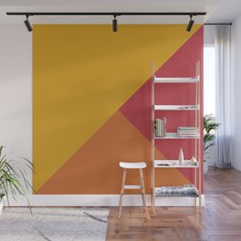 Mixed Colors Wall Mural