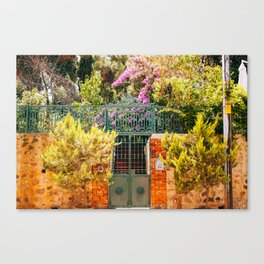 Heybeliada - Istanbul, Turkey - #3 Canvas Print
