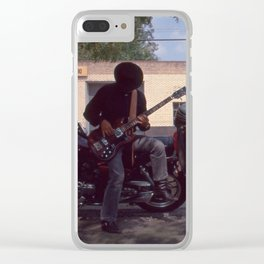 Music in Avondale Estates Clear iPhone Case