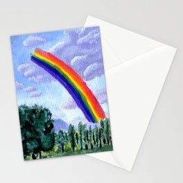 lillooet rainbow Stationery Cards