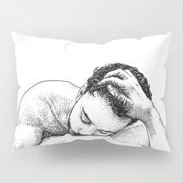 asc 739 - Les matinales II (Good morning II) Pillow Sham