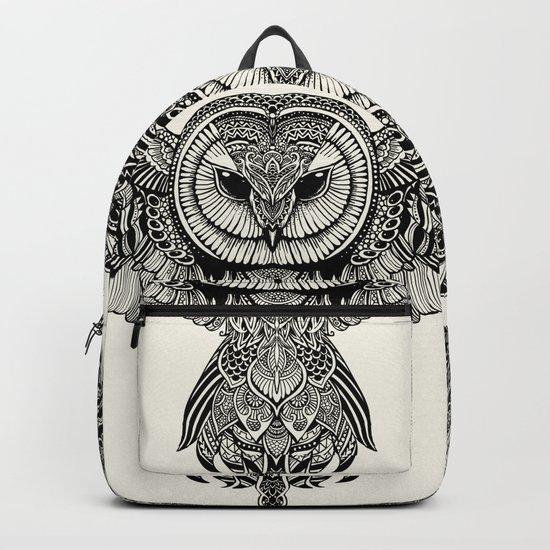 Barn Owl Backpack