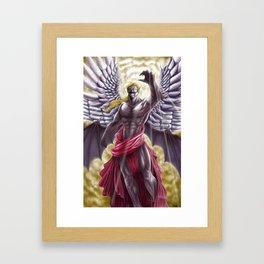 Kefka Framed Art Print