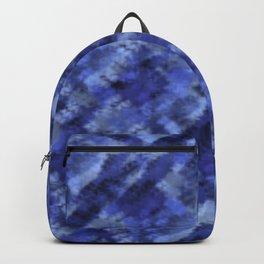 light blue camo Backpack