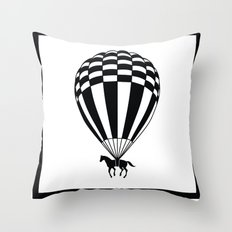 The Voyager Throw Pillow