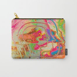 Feel the Rainbow Carry-All Pouch