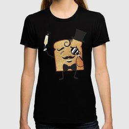 Sir Toast Makes a Toast T-shirt
