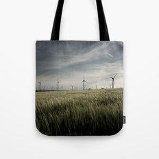 Wind mils Tote Bag