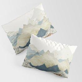 Distant Peaks Pillow Sham