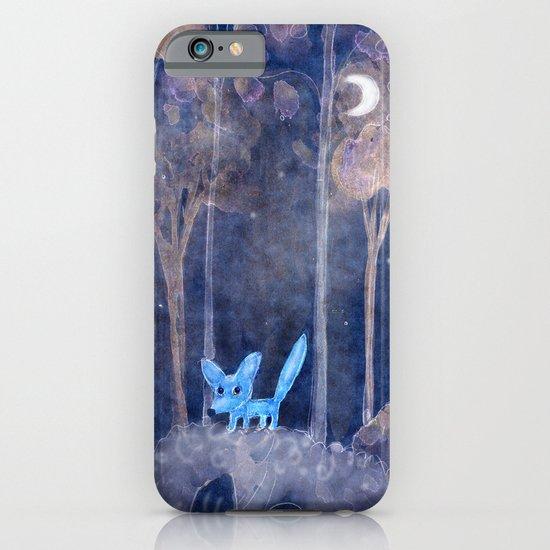 little fox iPhone & iPod Case