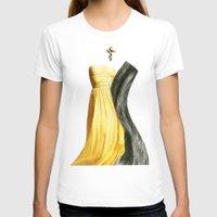lesbian T-shirts featuring Wedding dream. Lesbian thing by al bruzzone