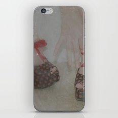 The Kick Is So Divine iPhone & iPod Skin