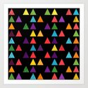 Lovely geometric Pattern XIII by uniqued