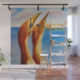 Crasy about her | Fou D'Elle Wall Mural