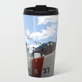 Coast Guard 37 Baltimore Harbor Travel Mug