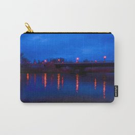 Light Reflections On Water Carry-All Pouch