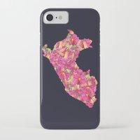 peru iPhone & iPod Cases featuring Peru by Ursula Rodgers