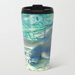 SEXY ART NUDE BLOND LADYKASHMIR Travel Mug