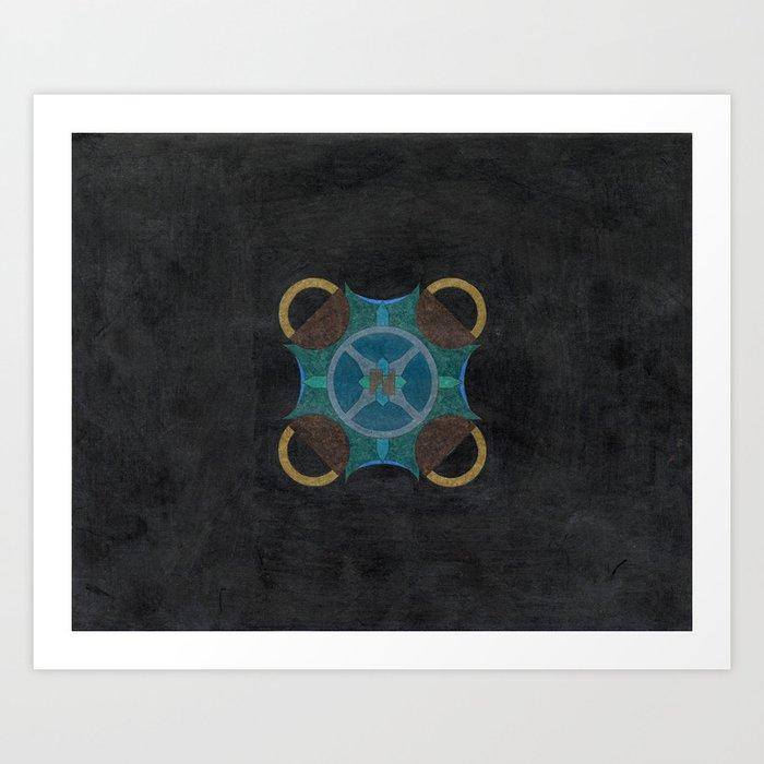 buckle Art Print