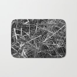 metal line Bath Mat
