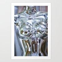 Silverado Art Print