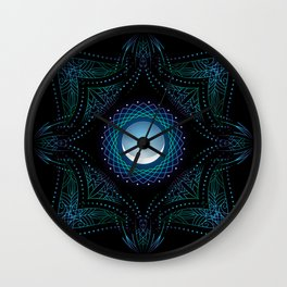 energy moon. part two Wall Clock