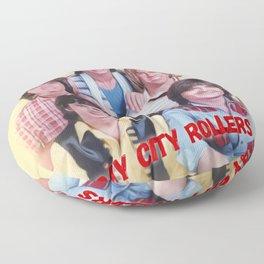 Bay City Rollers Floor Pillow